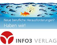 Der Info3-Verlag sucht dich!
