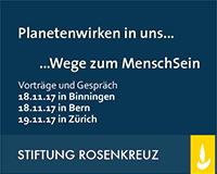 Stiftung Rosenkreuz - Planetenwirken in uns